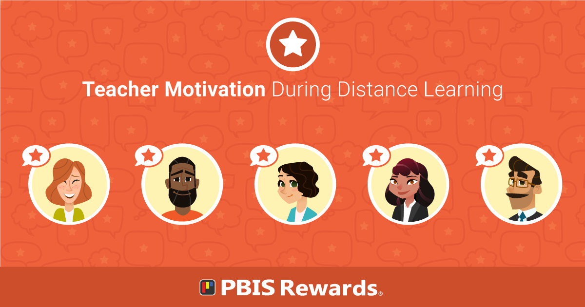 Teacher Motivation During Distance Learning