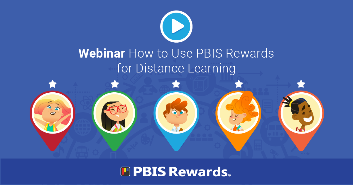 How to Use PBIS Rewards for Distance Learning - Webinar