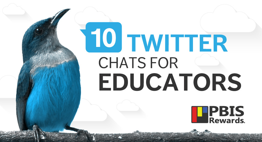 10 twitter chats educators