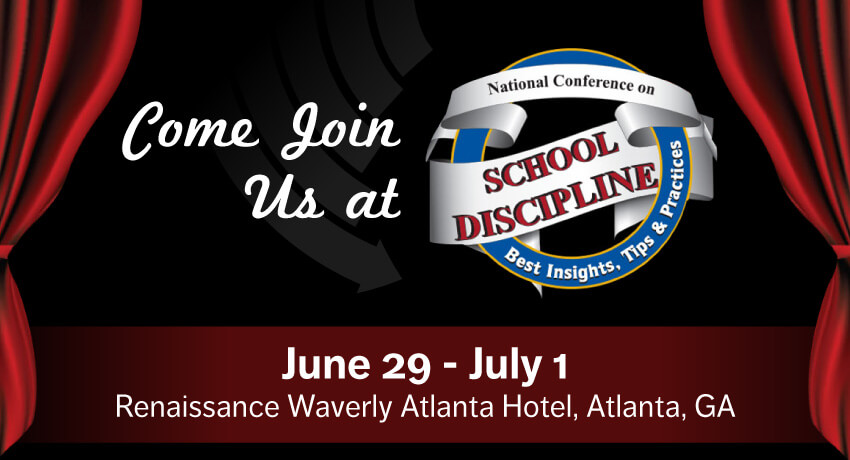 PBIS Rewards at the National Conference on School Discipline in Atlanta, GA
