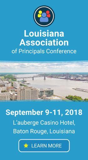 2018 Louisiana Principals Conference PBIS Rewards