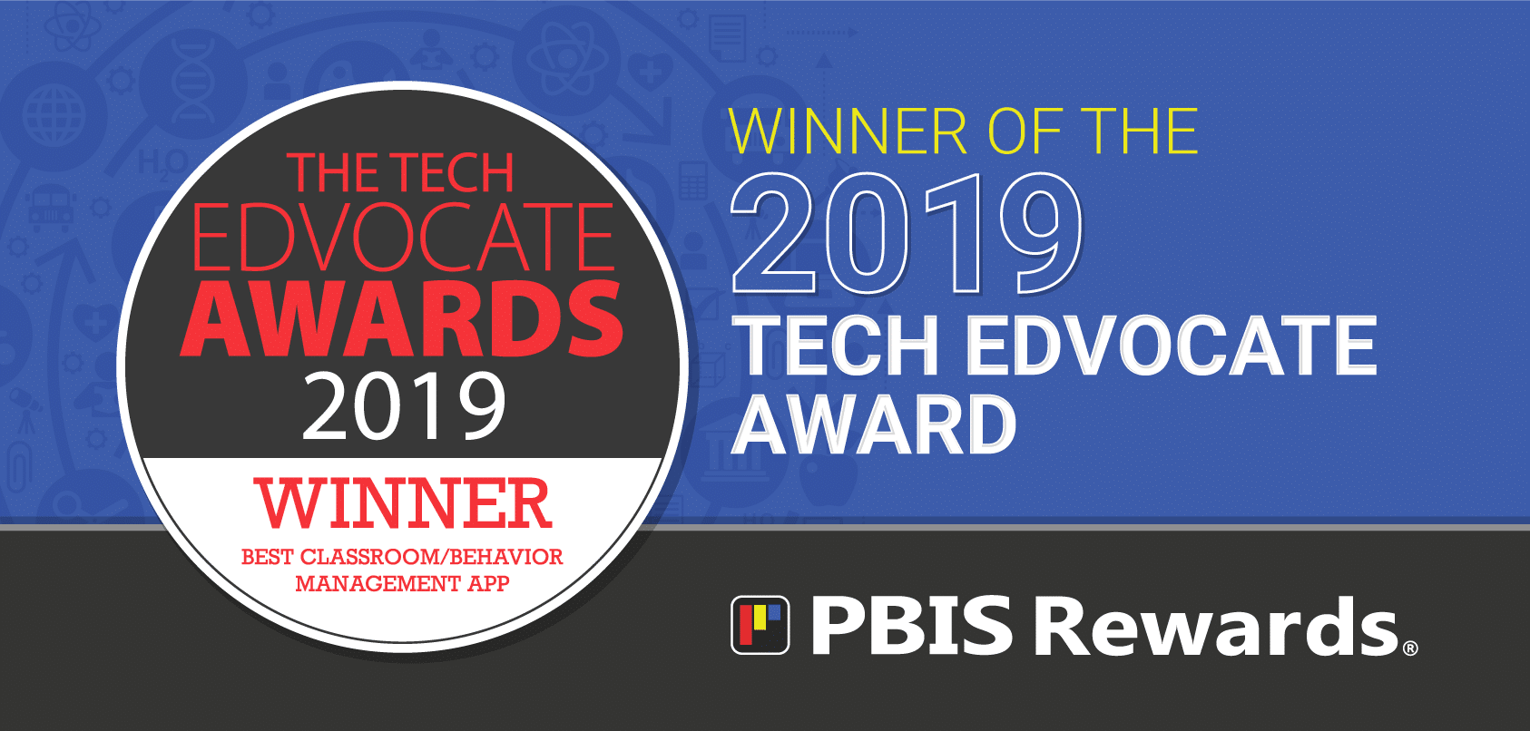 2019 Tech Edvocate Award Winner Best Classroom/Behavior Management Tool