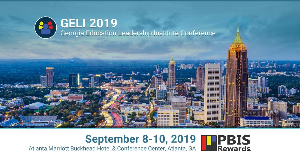 2019 GELI Conference Atlanta, GA