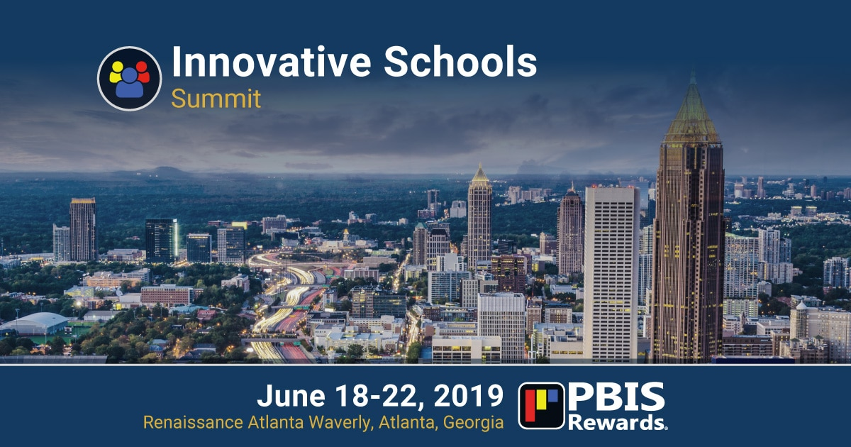 pbis rewards 2019 innovative schools summit atlanta georgia