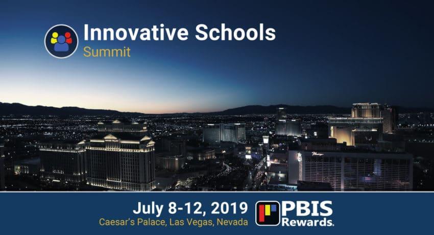 PBIS Rewards Innovative School Summit Las Vegas 2019