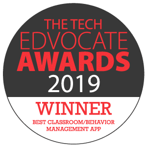 best classroom/behavior management app 2019 tech edvocate awards