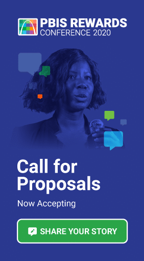 2020 PBIS Rewards Conference Call for Proposals