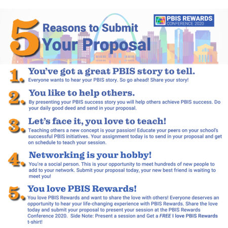 5 reasons call for proposal