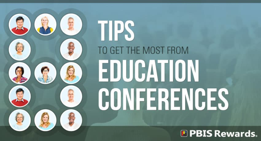 8 Tips to Get the Most From Education Conferences