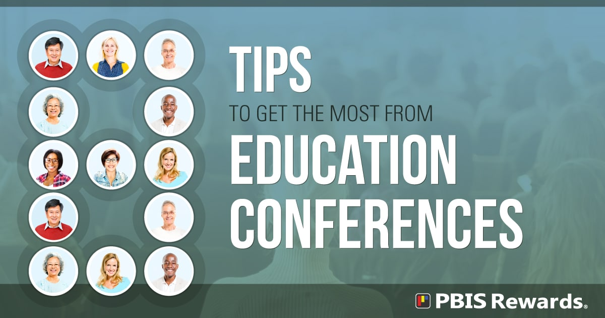 8 tips to get the most out of education conferences