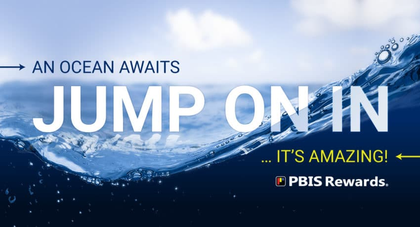 An Ocean Awaits – Jump On In… It's Amazing!