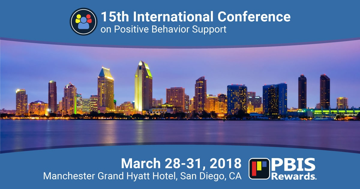 PBIS Rewards at the 2018 APBS Conference in San Diego, CA