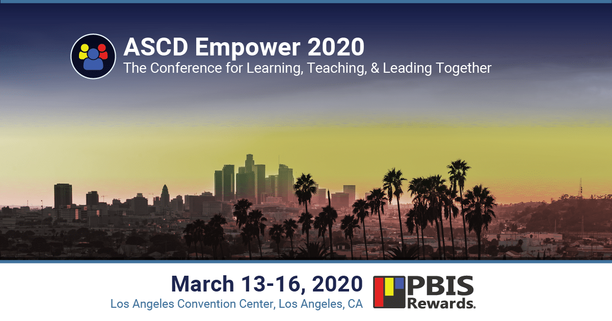 ascd conference empower 2020