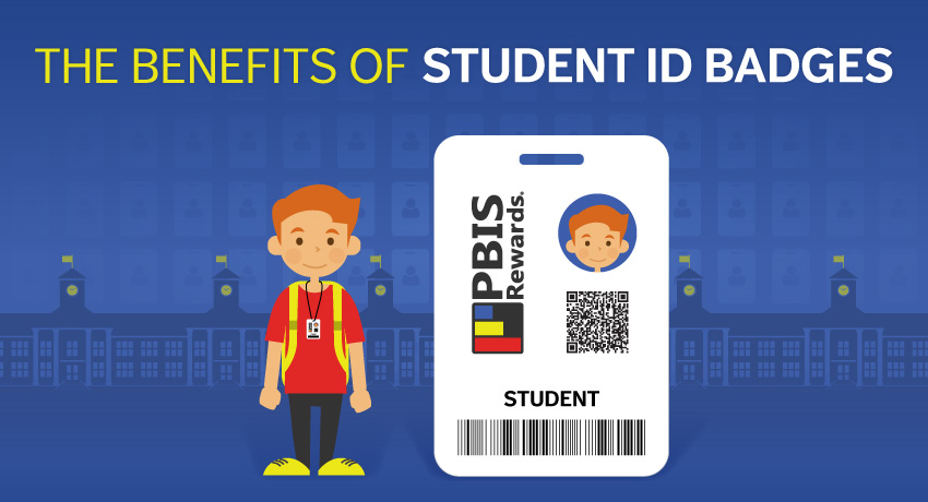 benefits of student id badges