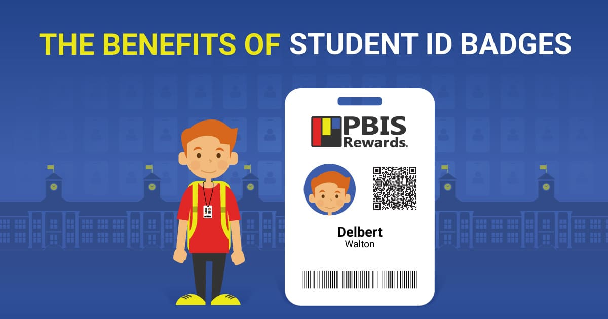 The Benefits of Student ID Badges