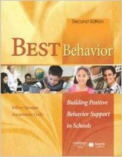 best behavior second edition pbis book