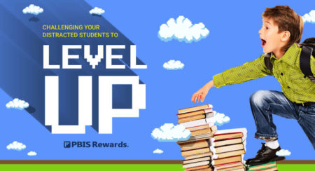 challenging distracted students to level up