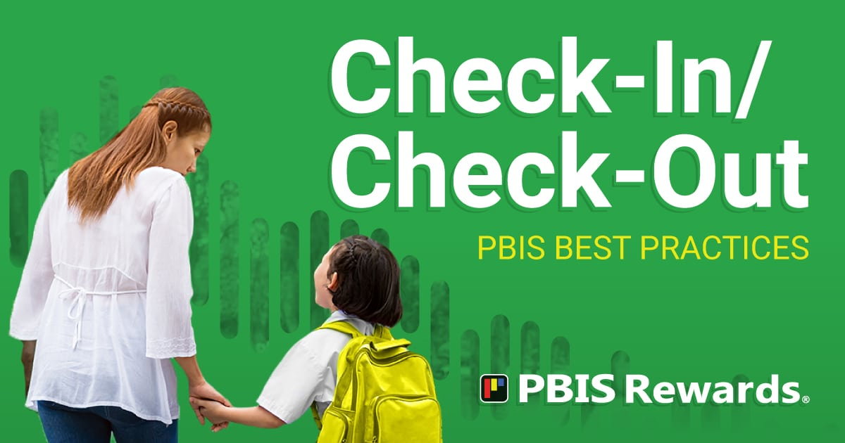 check in check out pbis best practices