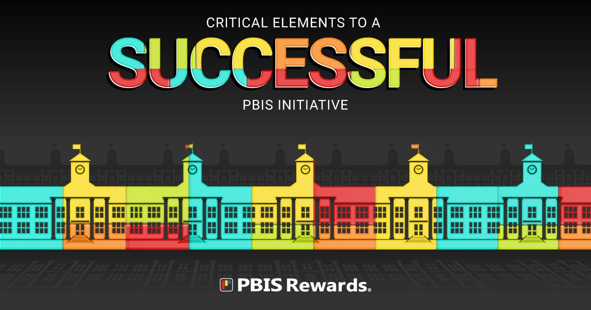 critical elements of PBIS success - PBIS Rewards