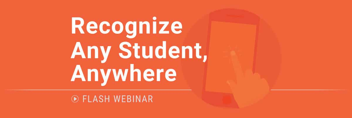 PBIS Rewards Flash Webinar - Recognize Any Student, Anywhere
