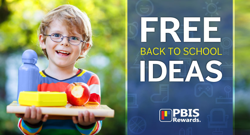 Classroom Incentive Ideas For Middle School : A big list of free pbis incentive ideas for back to school