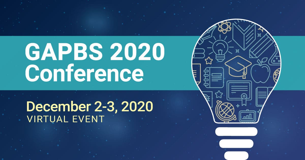 gapbs conference 2020
