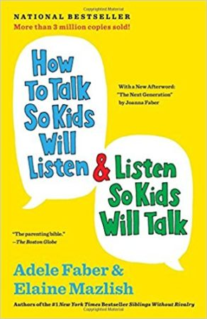 pbis book How to Talk So Kids Will Listen