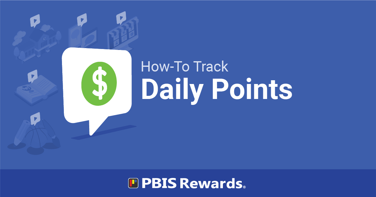 How-To Track Daily Points