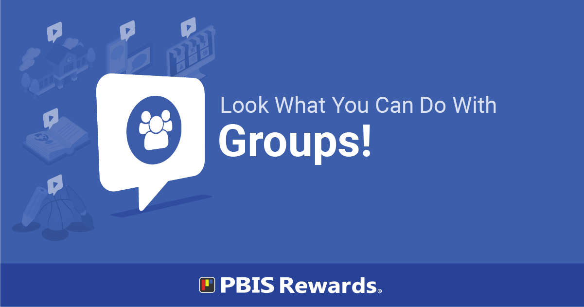 Look What You Can Do With Groups!