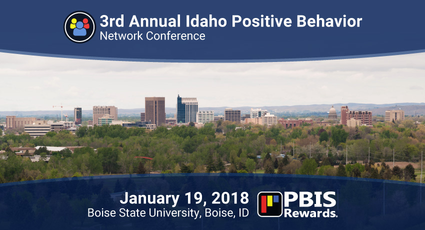 2018 idaho positive behavior network conference