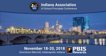 indiana association of school principals conference 2018 pbis rewards