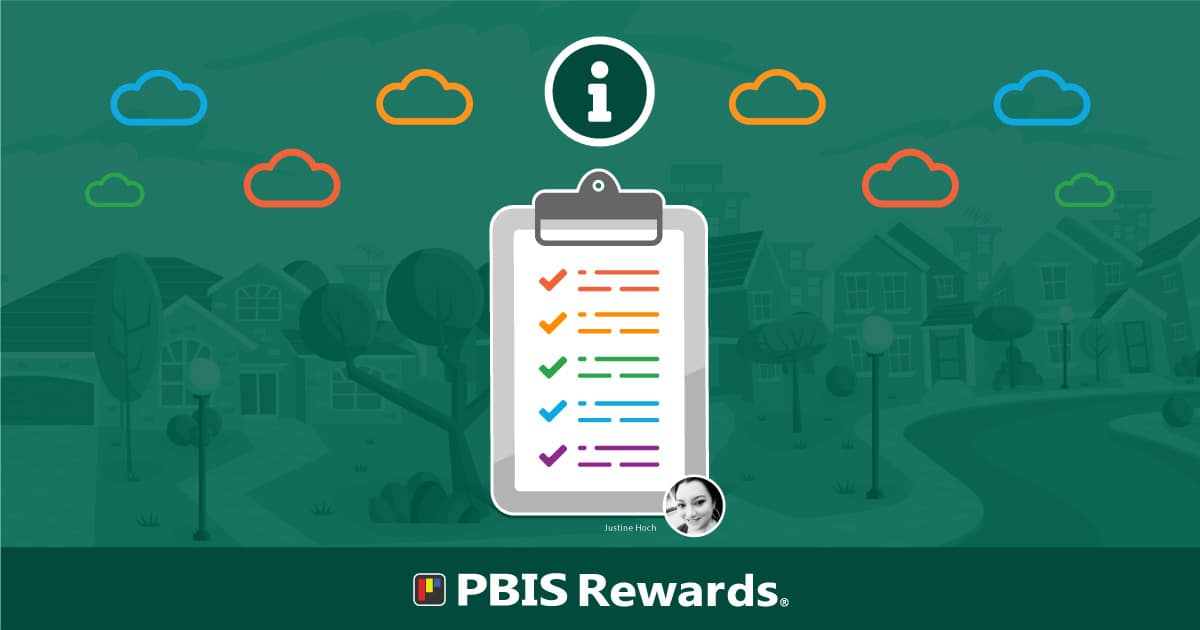PBIS at Home Guide