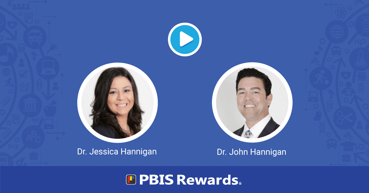 Virtual Learning Behavior Matrix Webinar - Jessica & John Hannigan