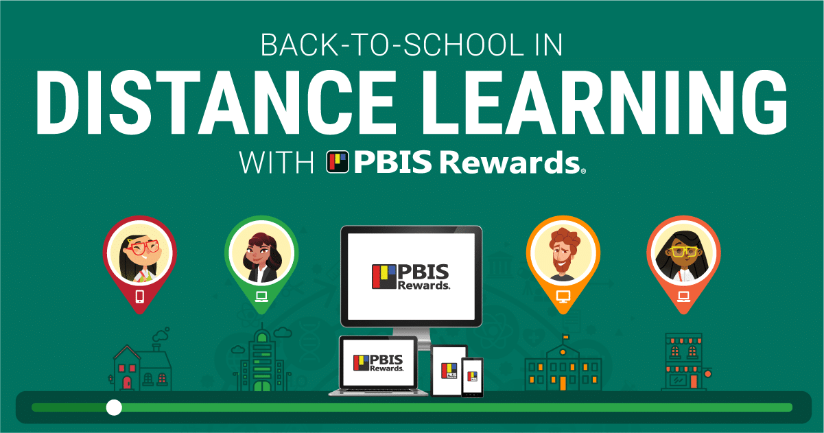 pbis distance learning with pbis rewards