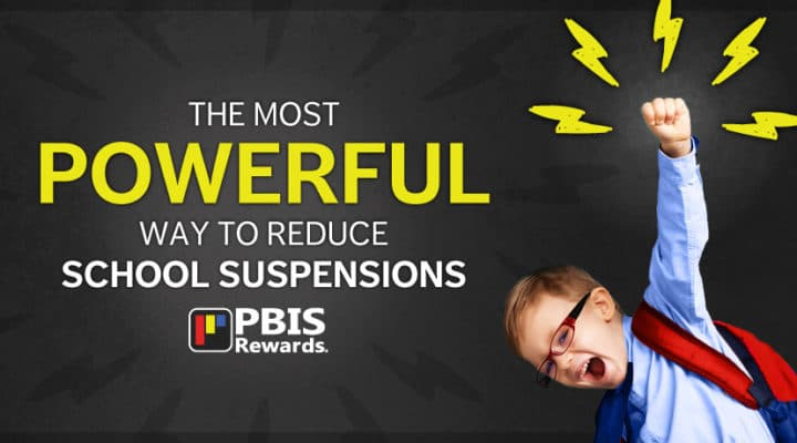The Most Powerful Way to Reduce School Suspensions