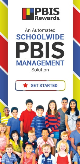 PBIS Rewards Sidebar Get Started