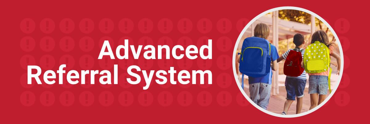 Advanced Referral System | Add-on for PBIS Rewards