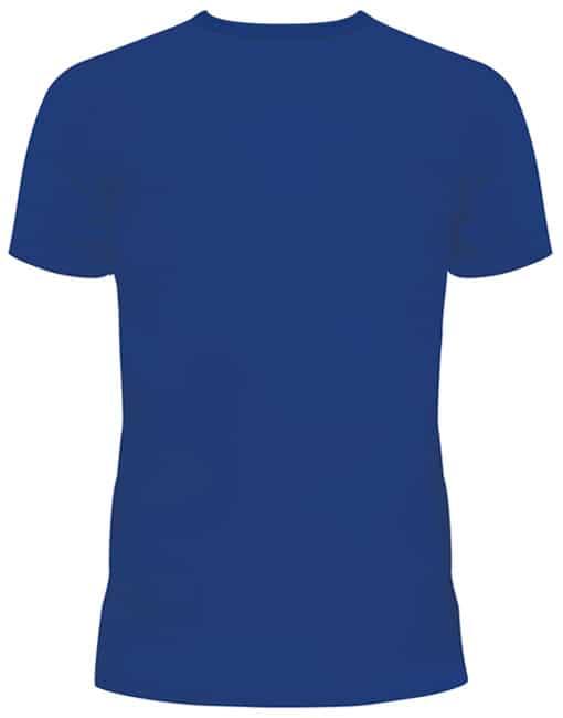pbis rewards t-shirt blue back