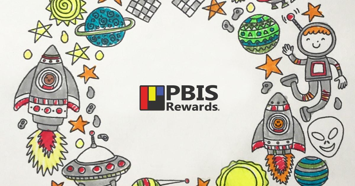 pbis rewards coloring pages