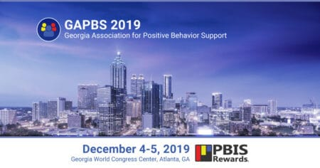 PBIS Rewards at GAPBS 2019