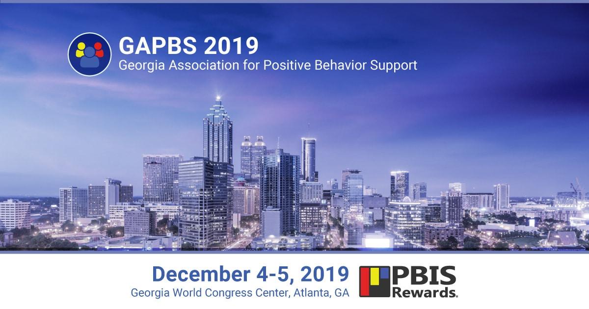 PBIS Rewards at GAPBS 2019
