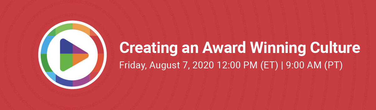 Creating an Award Winning Culture
