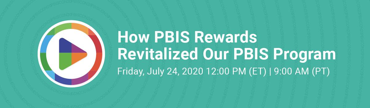 How PBIS Rewards Revitalized Our PBIS Program