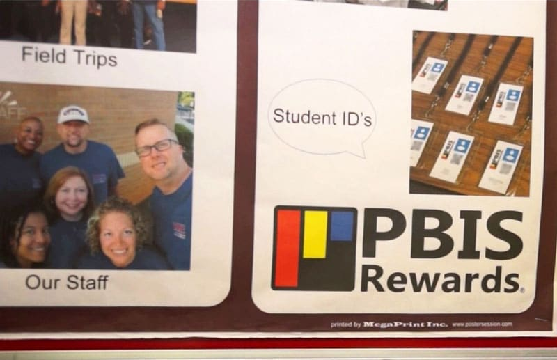 pbis rewards at RISE Academy