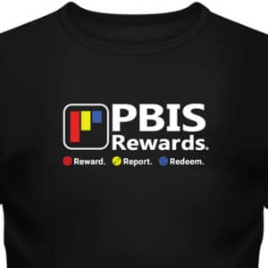 pbis rewards t-shirt front