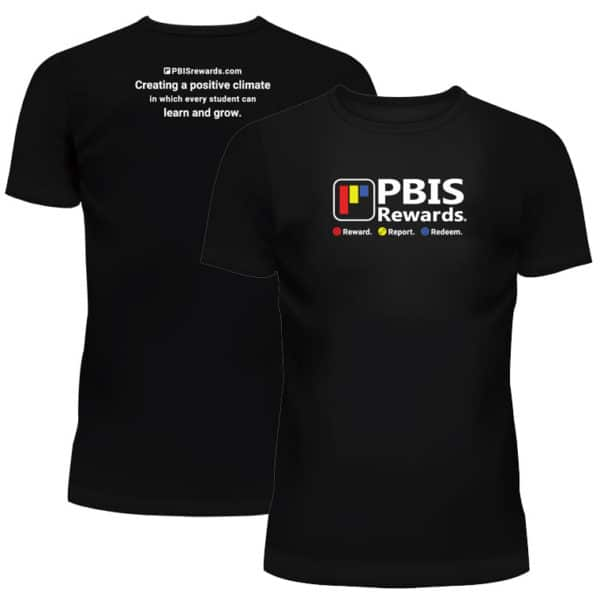 pbis rewards t-shirt