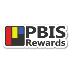 pbis rewards sticker - die cut