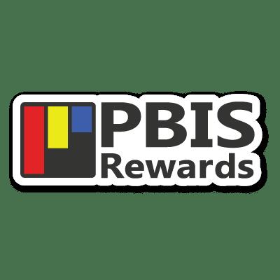 pbis rewards sticker - die cut