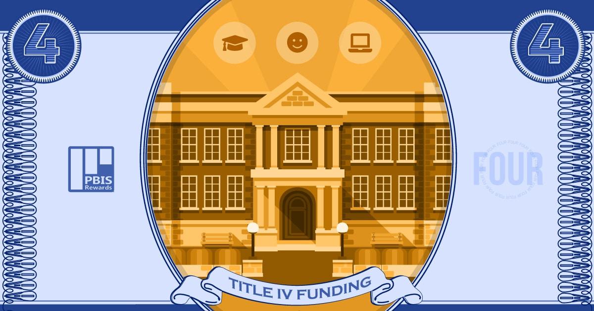 pbis rewards title iv funding