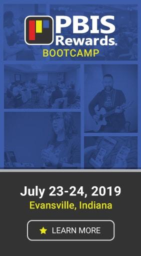 pbis rewards bootcamp pbis training July 2019